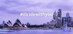 #I'llRideWithYou campaign, an unbelievable act of humanity during the Australian hostage crisis
