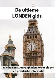Stedentrip Londen gi