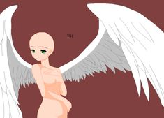 Angel .::Base::. by xxXWitch-HazelXxx