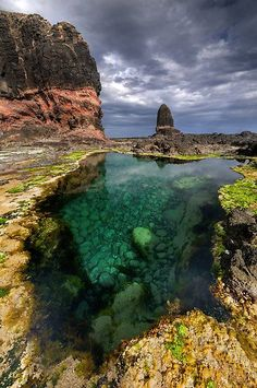 Cape Schank, Mornington Peninsula, Victoria, Australia