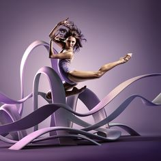 MOTION IN AIR by Mike Campau, via Behance