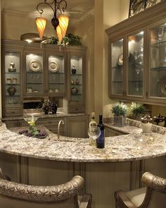 Wet bar #athomewithSA
