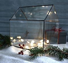 Glass Terrarium _BrumalArt