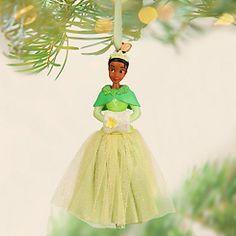 Tiana Ornament