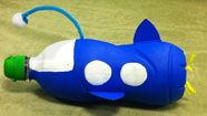 How to make the Octonauts GUP-A