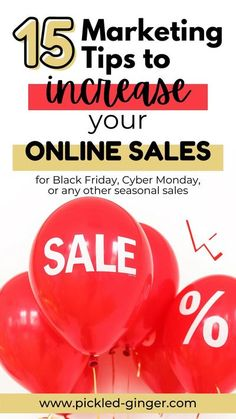 Want to increase your online sales for Black Friday, Cyber Monday, or other time-sensitive discounts your shop offers? | Maddy Osman, aka The Blogsmith, shares lessons learned about freelancing, WordPress plugins for bloggers, SEO writing and top digital marketing ideas. You can find her latest knowledge drop to help you grow to a six-figure business at www.the- blogsmith.com/blog