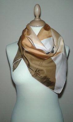 7dab61792856 738 meilleures images du tableau foulard   Hermes scarves, Silk ...