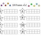10 Frame Q tip Art # 3-10