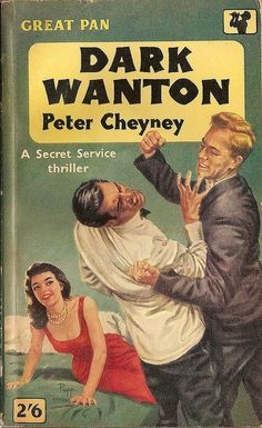 Peter Cheyney Net Worth