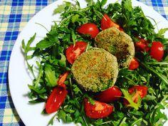 Crocchette di ceci e spinaci #homemade #eatgood #vegan