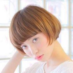 おしゃれへアの秘密は前髪!ショートボブにおすすめの前髪スタイル特集♡