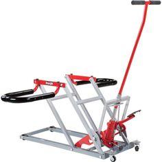 Northern Tool on sale $149.00: Pro-Lift Hydraulic Lawn Mower Lift, Model# T-5350