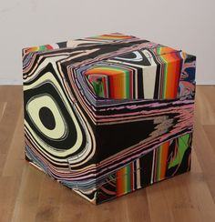 "Artist: Holton Rower; Acrylic 2011 Painting ""3ac1h"""