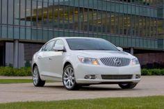 2010 Buick LaCrosse CXL AWD  / TechNews24h.com