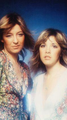 Christine McVie and Stevie Nicks, Fleetwood Mac