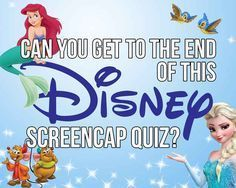 Can You Complete This Really Difficult Disney Quiz