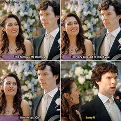 Sherlock and Janine, 3x02