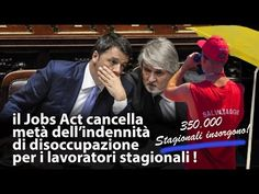 Stagionali beffati dal Jobs Act - Sara Paglini M5stelle - YouTube