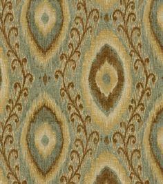 Upholstery Fabric-Waverly Caspian Carpet Moonstone at Joann.com