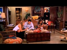 Top 15 Funniest Friends Moments