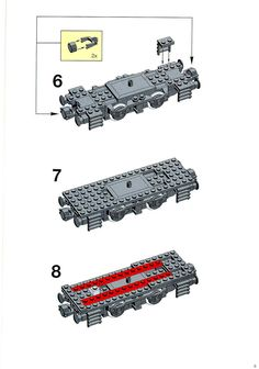 Trains - Load and Haul Railroad [Lego 4563]