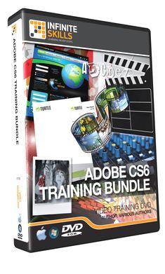 Adobe CS6 Training Bundle | Shopping | FAT32