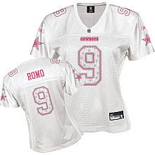 Pink White Cowboys And Jersey