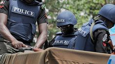 Nigeria's police chief Ibrahim Idris has ordered the immediate removal of all police roadblocks. Police Chief, Herschel Heritage Backpack, Africa, How To Remove, House, Bags, Ideas, Handbags, Home