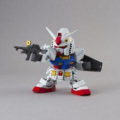 SD EX-Standard RX-78-2 Gundam Model Kit