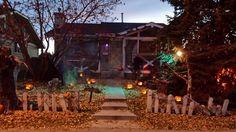 Abandoned house look on Halloween Forum