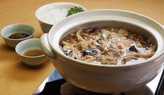 Nabe Hot Pot: Quintet Mushrooms