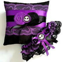 Black and purple bouquet, Calla lilly, roses, feathers. Stunning ...