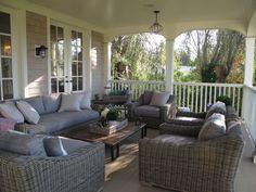 outdoor living ~ Jane Green, Writer