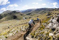 Afriski Mountain Resort | Mountain Biking in Lesotho - Dirty Boots Mountain Resort, Mountain Biking, Adventure Activities, Amazing Adventures, Countries Of The World, Trail, Scenery, Bike, Mountains
