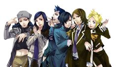 Persona 2 Innocent Sin cast