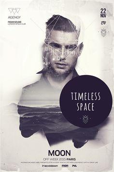 Timeless Poster on Behance