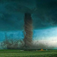 TORNADO FROM SOUTH OF SIMLA, COLORADO, USA