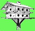 Wooden Purple Martin Birdhouse Plans Bird House