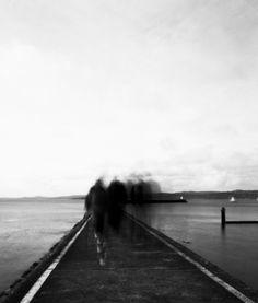 "Saatchi Online Artist: Bob St Cyr; Pinhole, Photography ""Ogden Walk"""