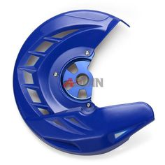 Blue Front Brake Disc Guard Protector Cover For Yamaha WR 250 450 F 2006-2015 & For Yamaha YZ 125 250 2008-2016 #Affiliate
