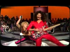 ▶ Van Halen - And the Cradle will rock 1980 Wild man DLR in that spandex scared the crap out of me back then! hehee