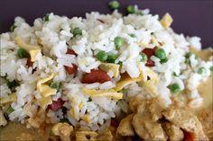 Riz cantonais végétarien | VégéCarib