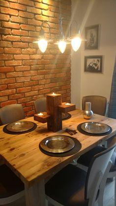 stół stare drewno