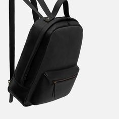 Image 3 of COMBINED BACKPACK from Zara