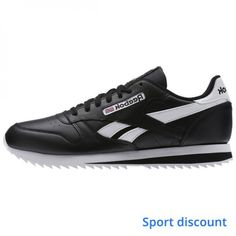 Мужские кроссовки Reebok Classic Leather Ripple Low BP BS8298 Классический  стиль-то,что поможет adb0924396b
