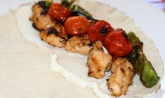 Lebanese Chicken Kabobs I SpryLiving.com