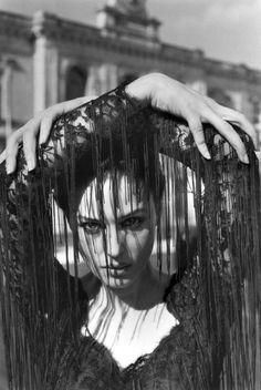 Monica Bellucci - Fashion story in Sicily. Ferdinando Scianna