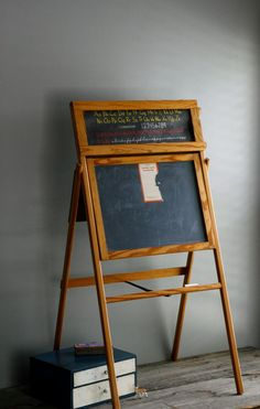 Chalkboard Easel-I loved mine