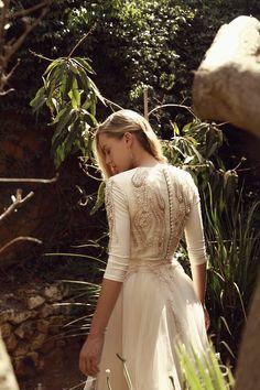 CM Jocelin modest wedding gown