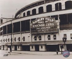 Summer Road Trip Day 13: Chicago - Wrigley Field Home of the #Cubs #baseball